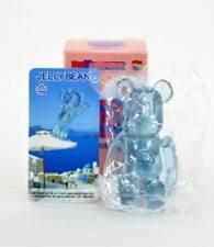 Bearbrick S19 Jellybean be@rbrick 19 100% Jelly Bean Sea Blue 1pc