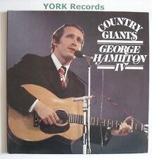 GEORGE HAMILTON IV/BILLIE JO SPEARS-pays des géants-EX avec double LP record