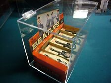 Custom Display Case for Beatles Brooch Box Counter Display - Read our Feedback!