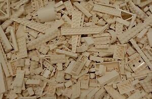 Lego Bulk Genuine WHITE 500g spare parts assorted loose creativity pack