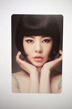 SNSD Girls' Generation 5th Album Lion Heart Sunny Official Photo Sticker Card SM