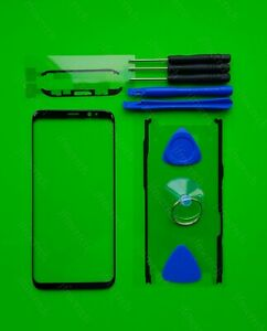 For Samsung Galaxy S8 S8 plus Front Glass Screen Replacement