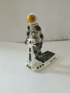 "1966 Mattel MAJOR MATT MASON with SPACE HELMET & SPACE SLED - ""Man In Space"""