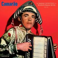 CAMARAO - THE IMAGINARY SOUNDTRACK TO A BRAZILIAN WESTERN   VINYL LP NEW!