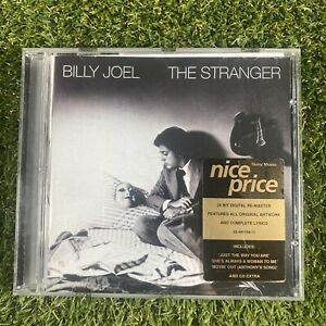 Billy Joel - The Stranger CD - Good Condition - Fast Dispatch