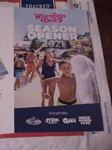 WISCONSIN DELLS SEASON OPENER CARDS
