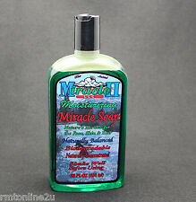 SOAP MOISTURIZER MIRACLE II 22 oz NATURAL SAFE FOR DRY HAIR/ DRY SKIN  FREE SHIP