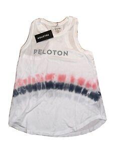NWT Peloton Flow Tie Dye Tank XS