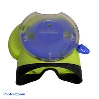 💕 Vintage 2002 VIEW-MASTER VIEWER MODEL # 74332 Fisher Price Green/Purple K4