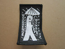 Woodhenge Womble Walking Hiking Cloth Patch Badge (L2K)