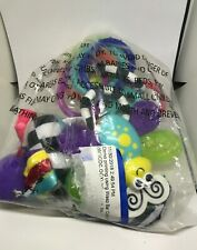 Lot of 4 Sassy Baby Toys Teethers Rattles Nwot