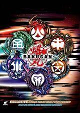 NEW DVD -  Bakugan Battle Brawlers, Vol. 6 / LIMITED STEELBOOK EDITION 5 Episode