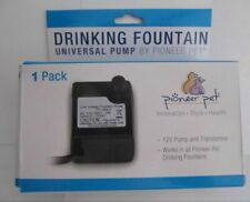Drinking Fountain Universal Pump