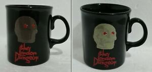 Vintage Souvenir ☕ COFFEE MUG ☕ THE LONDON DUNGEON - Made In England 1990's