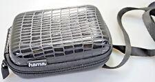HAMA Camera Bag Hard Hard case camera bag Camera case black (M)