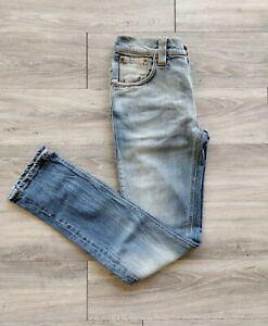 Nudie Jeans modello Grim Tim taglia W30 L32