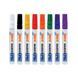 Ambersil 3mm Nib Paint Marker Pen (various colours)