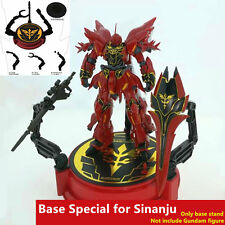 Anubis Multi Function Base special for Bandai MG RG HG Sinanju Gundam model