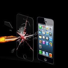 Premium HD Tempered Glass LCD Screen Protector for Apple iPhone 5 5S 5C