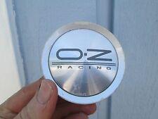 OZ Racing Wheels Silver Custom Center Cap Part # M608