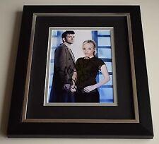 Georgia Moffett SIGNED 10X8 FRAMED Photo Autograph TV Doctor Who AFTAL & COA