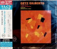 SHM UCGU-9069 STAN GETZ JOAO GILBERTO GETZ/GILBERRTO VERVE  2 channel SACD
