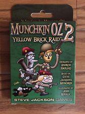 Munchkin: Oz 2 - Yellow Brick Raid