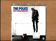 "THE POLICE (BLUE VINYL) ""7"" SINGLE."