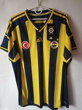 EXCELLENT!!! BNWT !!! 2014-15 Fenerbahce Home Shirt Jersey Trikot XXL
