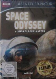 DVD - Abenteuer Natur - Space Odyssey - BBC - OVP