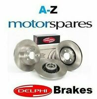FOR MERCEDES SPRINTER 210D 2.9 1997-2000 FRONT BRAKE DISCS SET AND DISC PADS KIT