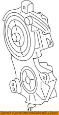 TOYOTA OEM 10-18 Highlander 3.5L-V6 Evaporator Heater-Servo 871060E140