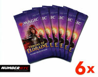 Throne of Eldraine MTG Boosters Magic The Gathering Factory Sealed Cards Packs