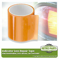 Front Rear Indicator Lens Repair Tape for Sunbeam. Amber Lamp Seal MOT