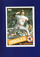 Bill Swaggerty RC 1985 TOPPS Baseball #147 (MINT) Baltimore Orioles