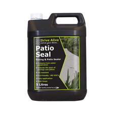 "Bond It Drive Alive ""Patio Seal"" Solvent Free Block Pavior + Slab Sealer 5 Litre"