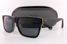 Brand New EMPORIO ARMANI Sunglasses 4048 5390/81 BLACK/GRAY  Men