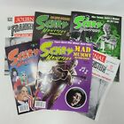 1990s Scary Monsters Magazines Science Fiction Horror Lot Of 6 Halloween MON 03