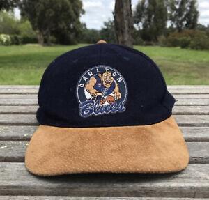 Vintage Carlton Blues Cap