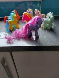 Rare My Little Ponies VGUC