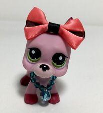"Littlest Pet Shop ""Cutest Pets"" #2583  Great Dane Dog, Green Eyes."