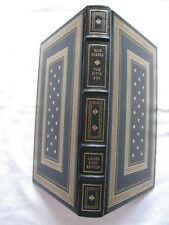 FRANKLIN LIBRARY LEATHER  The Fifth Son   ELIE WIESEL    Signed First Edition