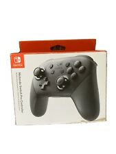 Nintendo Switch Pro Controller   Official OEM   OPEN BOX FREE PRIORITY SHIPPING