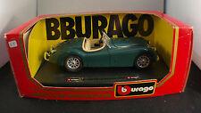 Bburago n°1502 ◊ Jaguar XK120 Roadster (1948) ◊ 1/24 ◊ en boîte / inbox