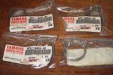 YAMAHA R7 YZFR7 1999 EXHAUST HEADER JOINT GASKET SEAL QTY 4 NEW  5FL-14855-00-00