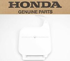 New Genuine Honda Front Number Plate XR70R XR80R XR100R White (See Notes) #X148