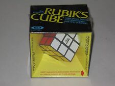 Vintage * THE ORIGINAL * RUBIK'S CUBE * IDEAL * 1980 FACTORY SEALED #2164-2