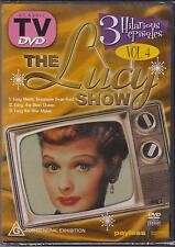 DVD Lucy Show The Vol 4 Lucille Ball TV Classic Comedy 3xep All PAL Region a
