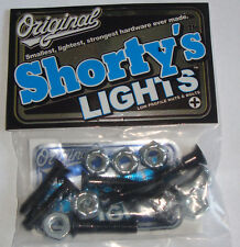 "SHORTYS LIGHTS - 7/8""  Skateboard Fixings / Nuts & Bolts / Deck Bolts"