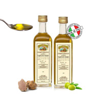 2 Black Truffle Extra Virgin Olive Oil 60 ml each (From Umbria IT) - (120ml TOT)